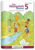 Das Übungsheft Deutsch Bd.5