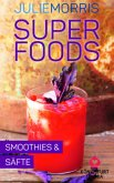 Superfoods - Smoothies & Säfte, Rezeptkarten