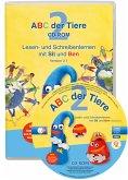2. Schuljahr, Lesen- und Schreibenlernen mit Sil und Ben, 1 CD-ROM / ABC der Tiere, Neubearbeitung 2016
