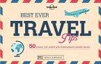 Lonely Planet Best Ever Travel Tips (Mängelexemplar)