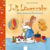 Juli Löwenzahn. Mein allererstes Puzzlebuch