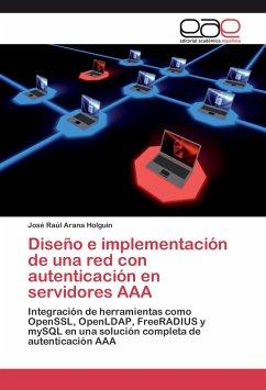 Diseño e implementación de una red con autenticación en servidores AAA