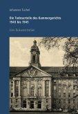Die Todesurteile des Kammergerichts 1943 bis 1945 (eBook, PDF)
