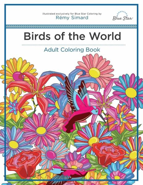 Adult Coloring Book Von Blue Star Coloring