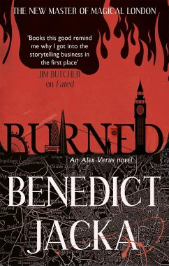 Burned - Jacka, Benedict