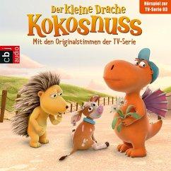 Der Kleine Drache Kokosnuss - Hörspiel zur TV-Serie 03 (MP3-Download) - Siegner, Ingo