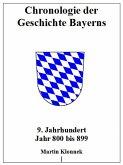 Chronologie Bayerns 9 (eBook, ePUB)