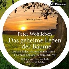 Das geheime Leben der Bäume (MP3-Download) - Wohlleben, Peter