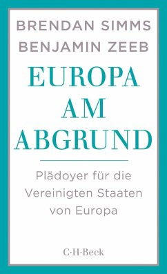 Europa am Abgrund - Simms, Brendan; Zeeb, Benjamin