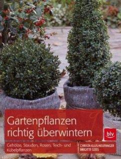 Gartenpflanzen richtig überwintern (Mängelexemplar) - Klus-Neufanger, Christa; Goss, Brigitte
