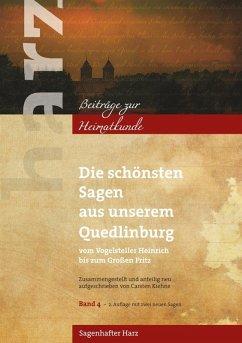 Die schönsten Sagen aus unserem Quedlinburg (eBook, ePUB)