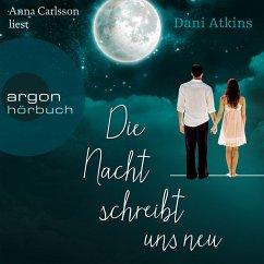 Die Nacht schreibt uns neu (MP3-Download) - Atkins, Dani