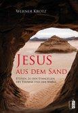 Jesus aus dem Sand