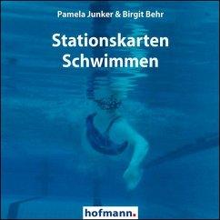 Stationskarten Schwimmen, CD-ROM