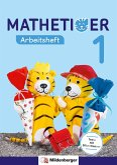 Mathetiger 1 - Arbeitsheft