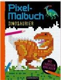 Pixel-Malbuch