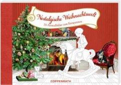 Kreativbuch - Nostalgische Weihnachtswelt