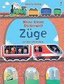 Meine kleine Stickerwelt: Züge