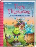 Das verwunschene Hexenkraut / Flora Flitzebesen Bd.3