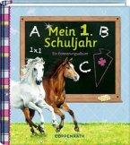 Eintragalbum - Mein 1. Schuljahr (Pferdefreunde)