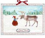 God Jul! Wand-Adventskalender