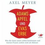 Adams Apfel und Evas Erbe, MP3-CD