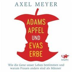 Adams Apfel und Evas Erbe, MP3-CD - Meyer, Axel