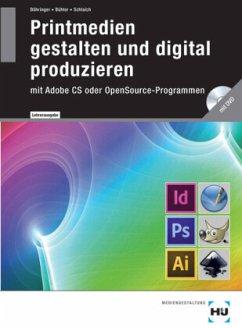 Lösungen zu 38081 - Printmedien gestalten und digital produzieren - Böhringer, Joachim; Bühler, Peter; Schlaich, Patrick