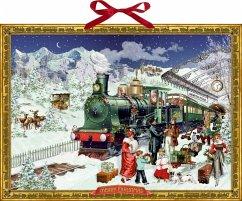 Nostalgische Eisenbahn. Wandkalender