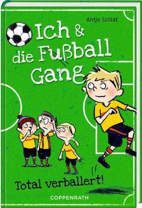 Buch-Reihe Ich & die Fußballgang