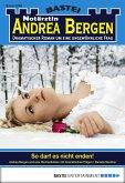 Notärztin Andrea Bergen - Folge 1290 (eBook, ePUB)