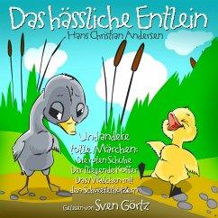 Das Hässliche Entlein (MP3-Download) - Andersen, Hans Christian