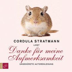 Danke für meine Aufmerksamkeit (MP3-Download) - Stratmann, Cordula