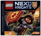 LEGO Nexo Knights / LEGO Nexo Knights Bd.1 (1 Audio-CD)