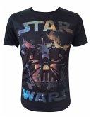 Star Wars T-Shirt -L- Darth Vader, schwarz