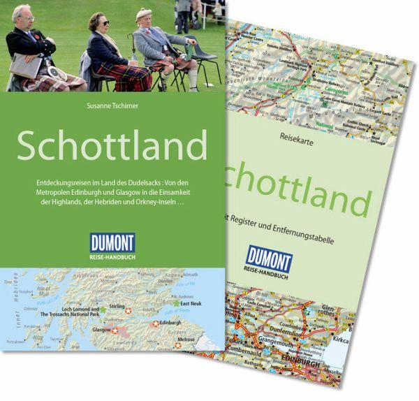 DuMont Reise-Handbuch Reiseführer Schottland - Tschirner, Susanne