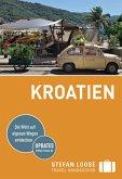 Stefan Loose Travel Handbücher Reiseführer Kroatien
