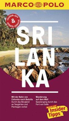 MARCO POLO Reiseführer Sri Lanka - Petrich, Martin H.