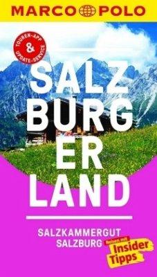 MARCO POLO Reiseführer Salzburg/Salzburger Land - Hetz, Siegfried