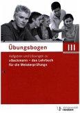 Übungsbogen für die Meisterprüfung Teil III und IV