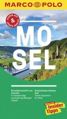 MARCO POLO Reiseführer Mosel - Koch, Angelika