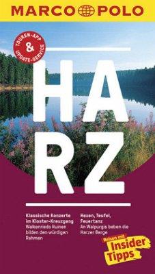 MARCO POLO Reiseführer Harz - Bausenhardt, Hans