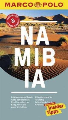 MARCO POLO Reiseführer Namibia - Selz, Christian
