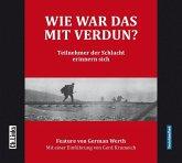 Wie war das mit Verdun?, 1 Audio-CD