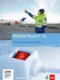 Prisma Physik 7.-10. Schuljahr - Ausgabe für Rheinland-Pfalz - Differenzierende Ausgabe. Schülerbuch mit Schüler-CD-ROM
