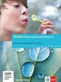 PRISMA Naturwissenschaften 6. Ausgabe für Rheinland-Pfalz - Differenzierende Ausgabe. Schülerbuch mit Schüler-CD-ROM 6. Schuljahr