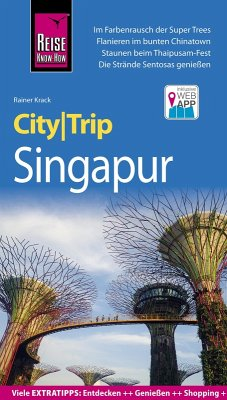 Reise Know-How CityTrip Singapur (eBook, ePUB) - Krack, Rainer
