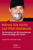 Hören Sie nicht auf Phil Hellmuth (eBook, ePUB)