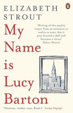 My Name Is Lucy Barton (eBook, ePUB) - Strout, Elizabeth