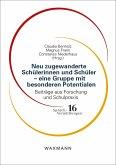 Neu zugewanderte Schülerinnen und Schüler - eine Gruppe mit besonderen Potentialen (eBook, PDF)